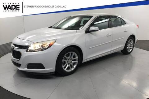 2014 Chevrolet Malibu for sale at Stephen Wade Pre-Owned Supercenter in Saint George UT