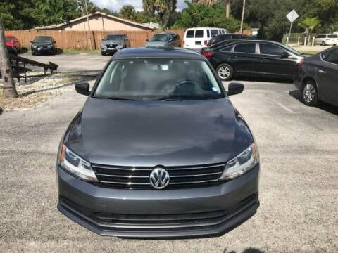 2016 Volkswagen Jetta for sale at Denny's Auto Sales in Fort Myers FL