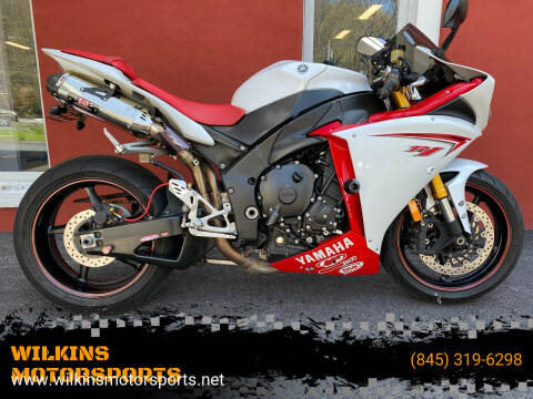 2009 Yamaha YZF-R1 for sale at WILKINS MOTORSPORTS in Brewster NY