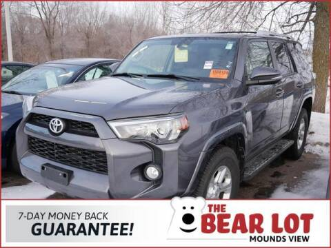 2016 Toyota 4Runner for sale at Rydell Auto Outlet in Mounds View MN