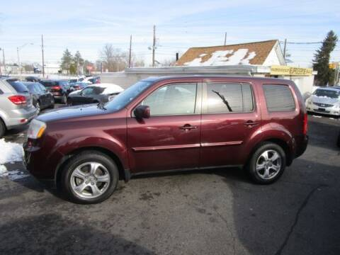 2013 Honda Pilot for sale at American Auto Group Now in Maple Shade NJ