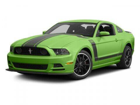 2013 Ford Mustang for sale at J T Auto Group in Sanford NC