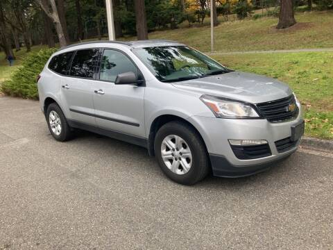 2015 Chevrolet Traverse for sale at All Star Automotive in Tacoma WA