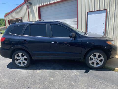 2007 Hyundai Santa Fe for sale at Auto Credit Xpress in Jonesboro AR
