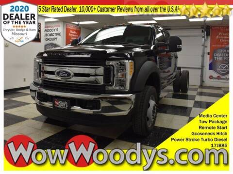 2017 Ford F-550 Super Duty for sale at WOODY'S AUTOMOTIVE GROUP in Chillicothe MO
