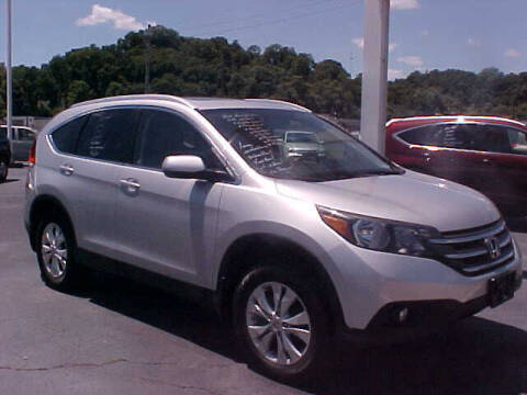 2012 Honda CR-V for sale at Bates Auto & Truck Center in Zanesville OH