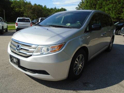 2012 Honda Odyssey for sale at SAR Enterprises in Raleigh NC