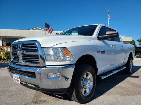 2012 RAM Ram Pickup 2500 for sale at Gary's Auto Sales in Sneads Ferry NC