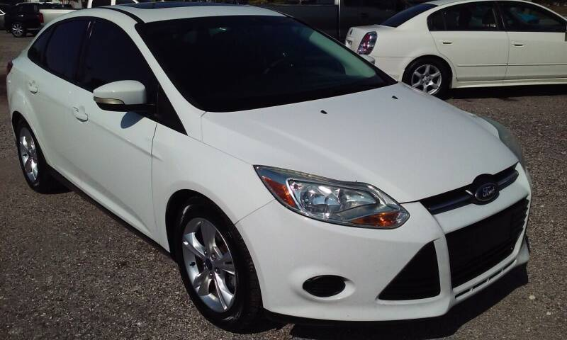 2014 Ford Focus for sale at Pinellas Auto Brokers in Saint Petersburg FL
