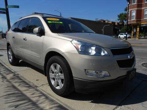 2010 Chevrolet Traverse for sale at Metropolitan Automan, Inc. in Chicago IL