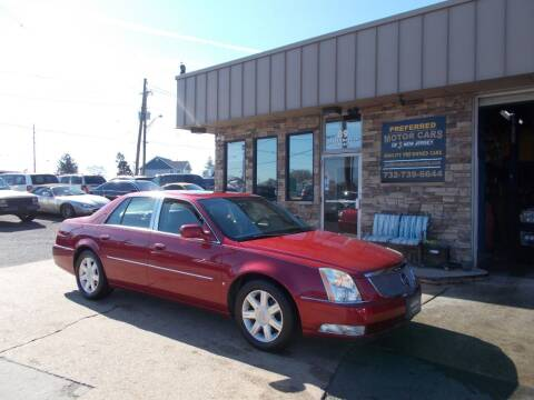 2006 Cadillac DTS for sale at Preferred Motor Cars of New Jersey in Keyport NJ