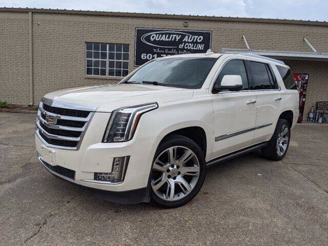 2015 Cadillac Escalade for sale at Quality Auto of Collins in Collins MS