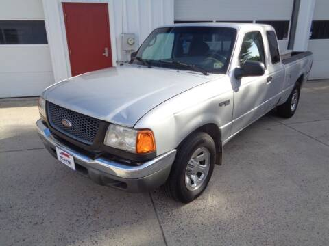 2003 Ford Ranger for sale at Lewin Yount Auto Sales in Winchester VA