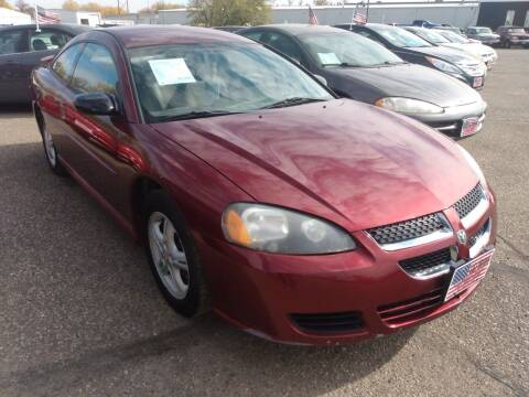 2003 Dodge Stratus for sale at L & J Motors in Mandan ND
