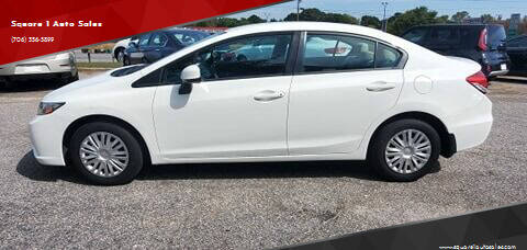 2013 Honda Civic for sale at Square 1 Auto Sales - Commerce in Commerce GA