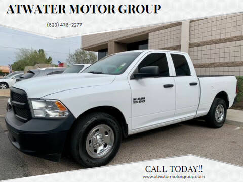 2017 RAM Ram Pickup 1500 for sale at Atwater Motor Group in Phoenix AZ