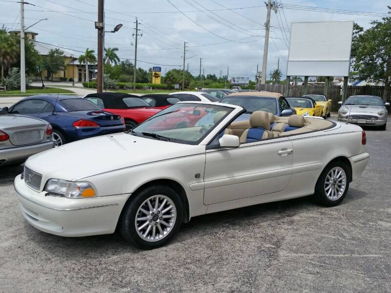 2000 Volvo C70 for sale at Auto Quest USA INC in Fort Myers Beach FL
