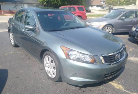 2009 Honda Accord for sale at I Car Motors in Joliet IL