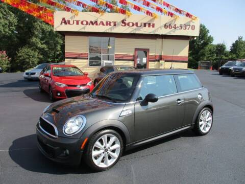 2013 MINI Hardtop for sale at Automart South in Alabaster AL
