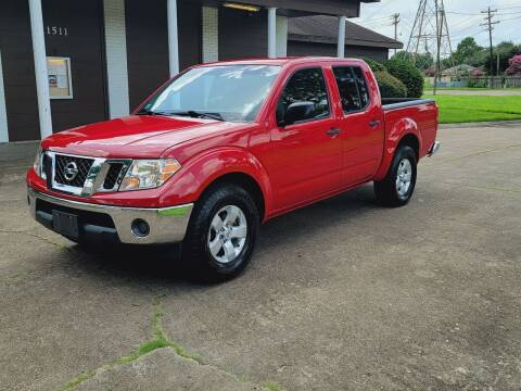 2009 Nissan Frontier for sale at MOTORSPORTS IMPORTS in Houston TX