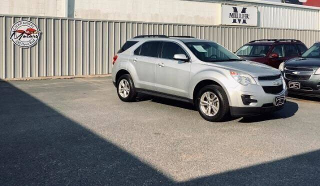 2014 Chevrolet Equinox for sale at Chaparral Motors in Lubbock TX