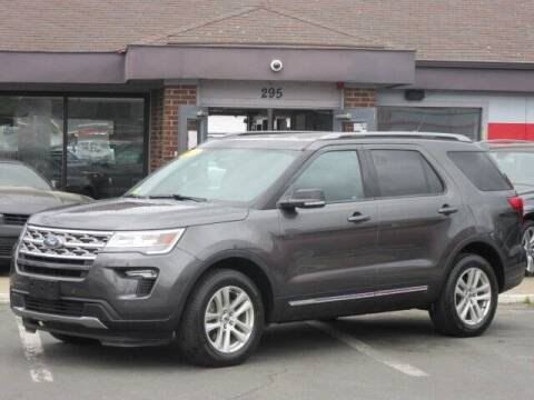 2018 Ford Explorer for sale at Lynnway Auto Sales Inc in Lynn MA