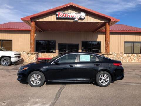 2018 Kia Optima for sale at Tommy's Car Lot in Chadron NE