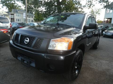 2009 Nissan Titan for sale at Wheels and Deals in Springfield MA