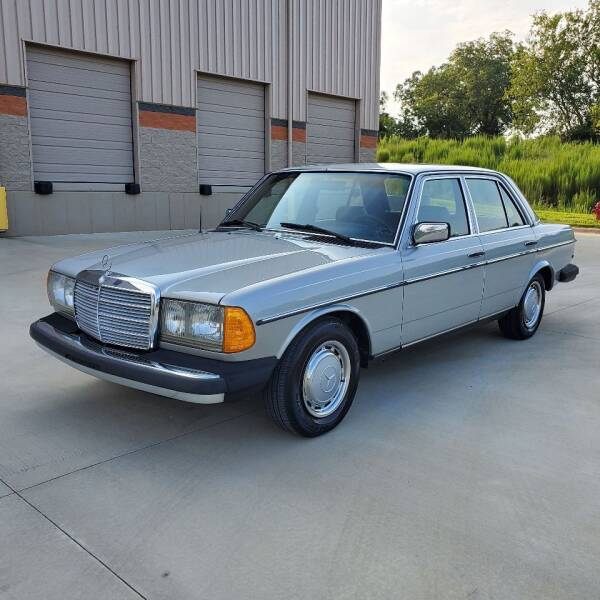 1980 Mercedes-Benz 240-Class for sale at 601 Auto Sales in Mocksville NC
