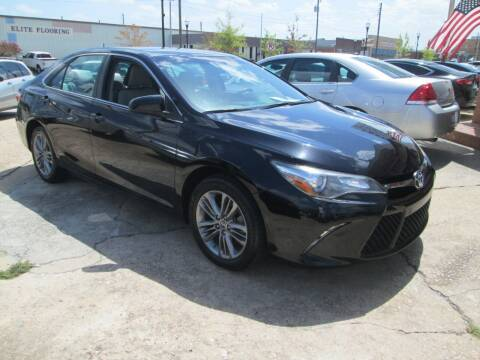2015 Toyota Camry for sale at Downtown Motors in Macon GA