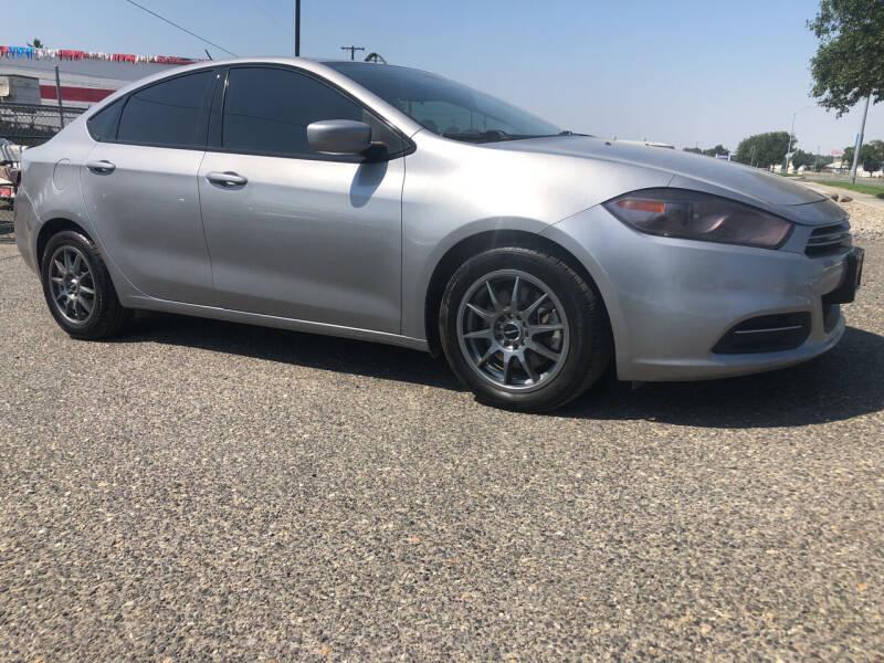 2016 Dodge Dart for sale at Mr. Car Auto Sales in Pasco WA