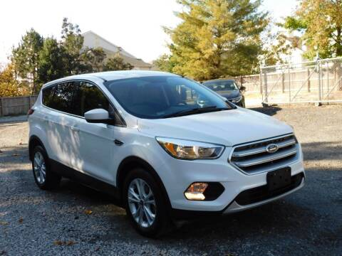 2017 Ford Escape for sale at Prize Auto in Alexandria VA