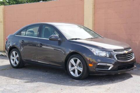 2015 Chevrolet Cruze for sale at Concept Auto Inc in Miami FL