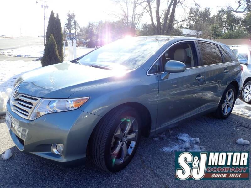 2009 Toyota Venza for sale at S & J Motor Co Inc. in Merrimack NH