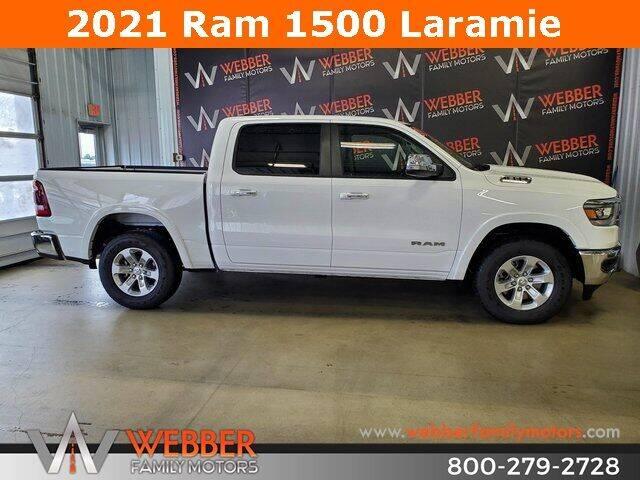 2021 RAM Ram Pickup 1500 for sale in Detroit Lakes, MN