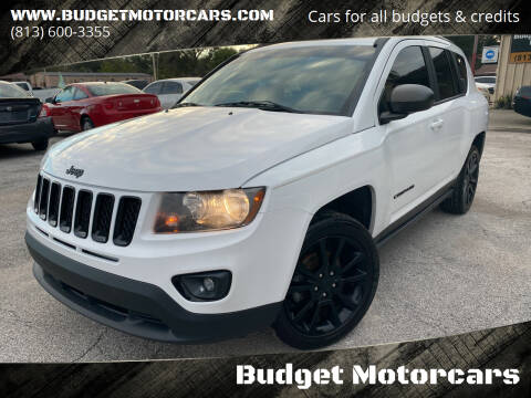 2014 Jeep Compass for sale at Budget Motorcars in Tampa FL