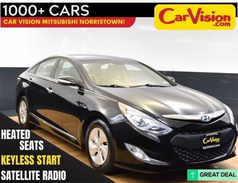2014 Hyundai Sonata Hybrid for sale at Car Vision Buying Center in Norristown PA