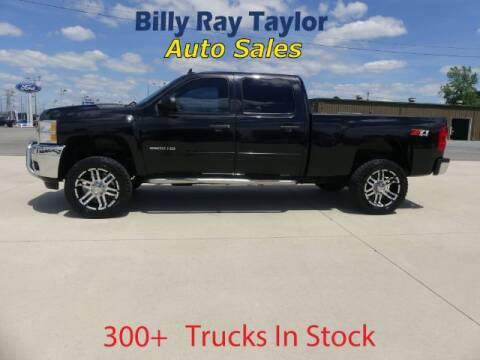 2011 Chevrolet Silverado 2500HD for sale at Billy Ray Taylor Auto Sales in Cullman AL