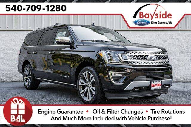 2021 Ford Expedition MAX for sale in King George, VA