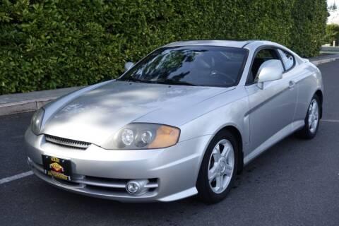 2003 Hyundai Tiburon for sale at West Coast Auto Works in Edmonds WA