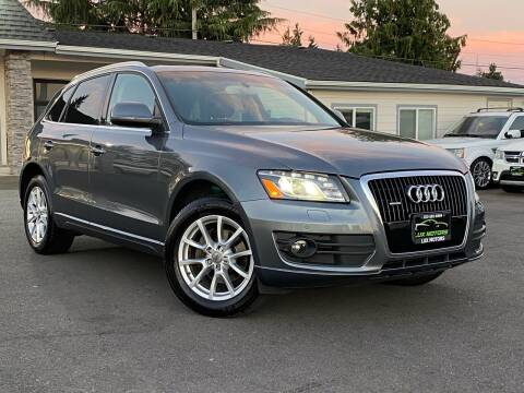 2012 Audi Q5 for sale at Lux Motors in Tacoma WA
