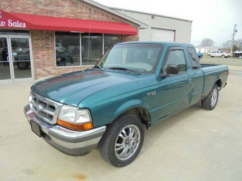 1998 Ford Ranger for sale at US PAWN AND LOAN in Austin AR