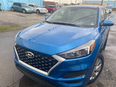 2019 Hyundai Tucson for sale at Car Girl 101 in Oakland Park FL