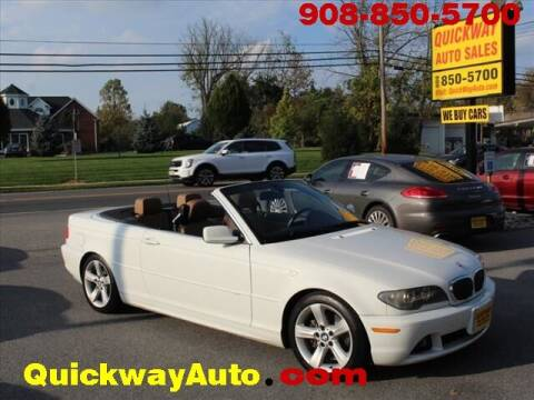 2004 BMW 3 Series for sale at Quickway Auto Sales in Hackettstown NJ