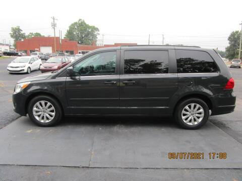 2012 Volkswagen Routan for sale at Taylorsville Auto Mart in Taylorsville NC