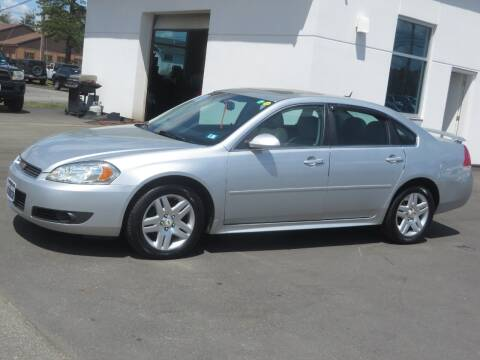 2011 Chevrolet Impala for sale at Price Auto Sales 2 in Concord NH