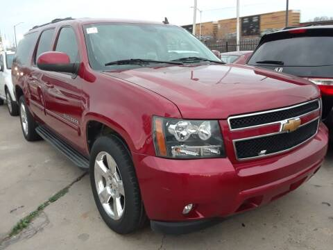 2013 Chevrolet Suburban for sale at Auto Haus Imports in Grand Prairie TX