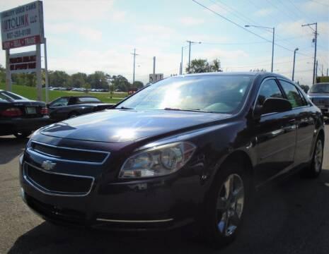 2009 Chevrolet Malibu for sale at AutoLink LLC in Dayton OH