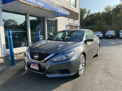 2018 Nissan Altima for sale at Best Price Auto Sales in Methuen MA