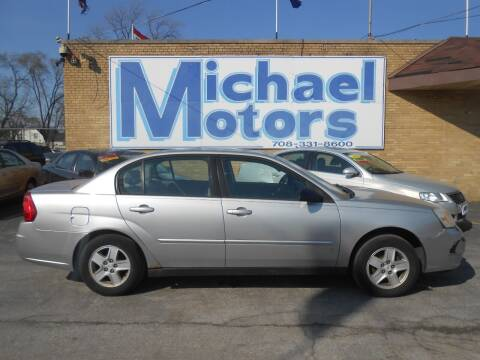 2007 Chevrolet Malibu for sale at Michael Motors in Harvey IL